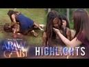 PHR Presents Araw Gabi: Mich at Tanya, nagkasakitan sa gitna ng putikan!   EP 93