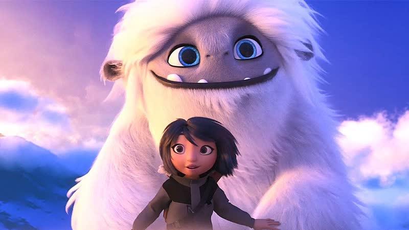 Эверест Abominable трейлер на русском в кино 3 октября