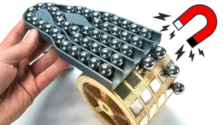 Marble Demagnetizer 2.0 and More! - Marble Machine X #131