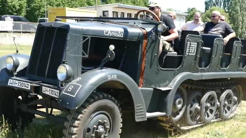 Zugkraftwagen 5t (Sd.Kfz. 6)