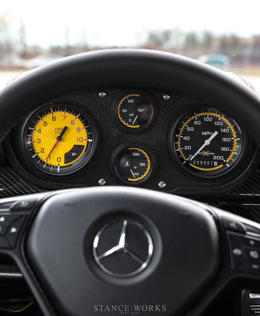 Mercedes-Benz W108 с турбированным 5.3-литровым LS, изображение №13