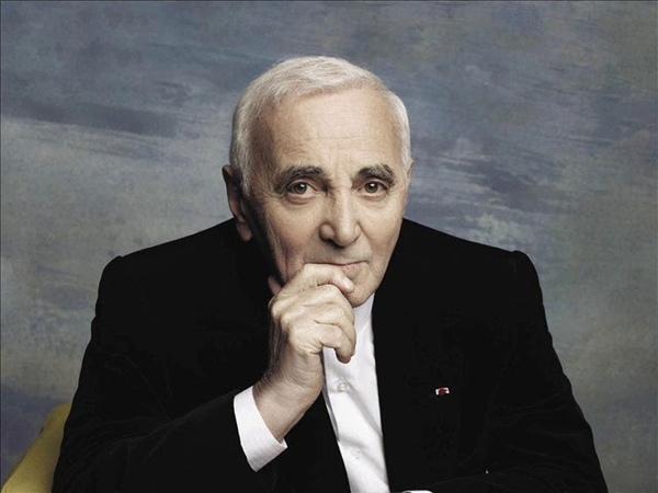 Charles Aznavour - A ma femme (Paroles)