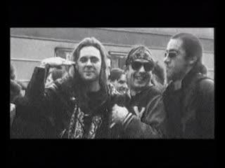 Черный Обелиск -Выступление на фестивале МОНСТРЫ РОКА- На руинах Империи зла -весна 1992
