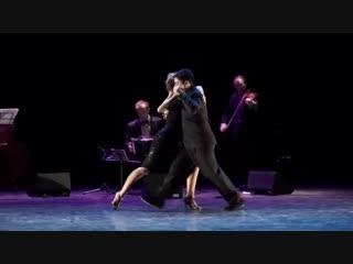 arlos Espinoza  Noelia Hurtado and Solo Tango Orquesta (La tupungatina) Planetango-11