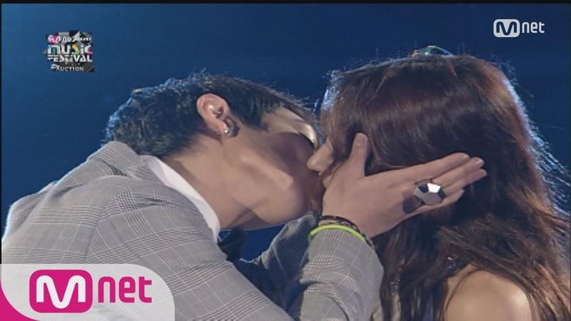 2015 MAMA T O P of BIGBANG Kissed Hyori Lee 2008 MKMF 151201 EP 7