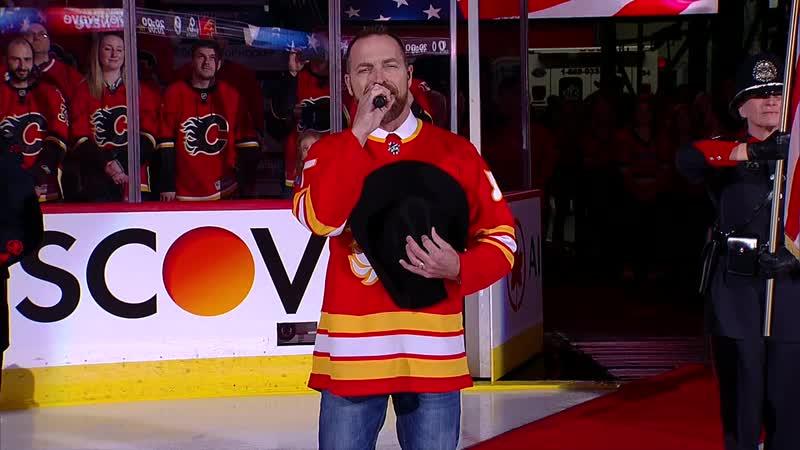 NHL 18 19 SC WC Round 1 Game 1 Colorado Avalanche Calgary Flames 11 04 2019 CBC