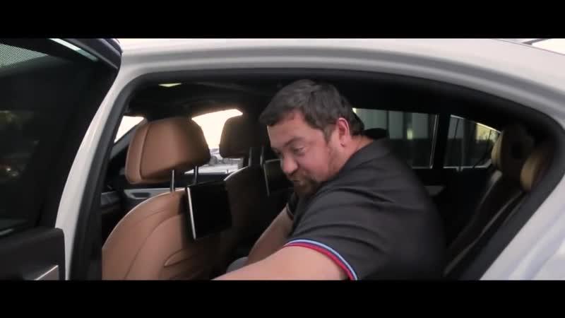 Тест-драйв от Давидыча. BMW 750LD. Перезалито