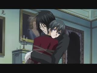 【mad】black butler ✖ monokuro no kiss #япония #japan #anime#mad#black_butler