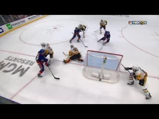 Round 1, Gm 2: Penguins at Islanders Apr 12, 2019