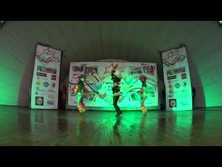 """Шоу-балет """"Mio Latino"""" - Карнавал"""