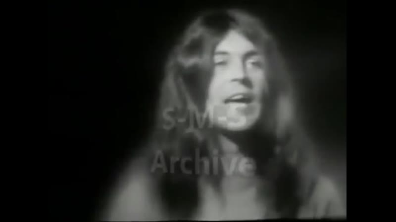 Ian Gillan Jesus Christ Superstar Gethsemane I only want to say perfomance video 1970