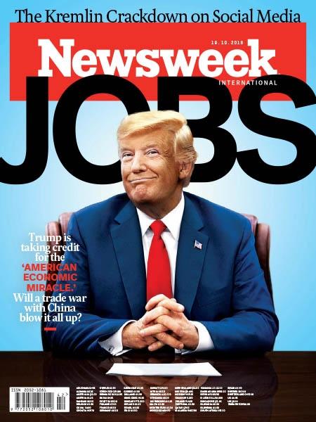 Newsweek Int 2018 10 19