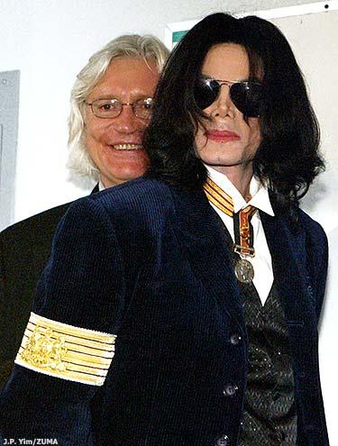 Том Мезеро и Майкл Джексон., изображение №1