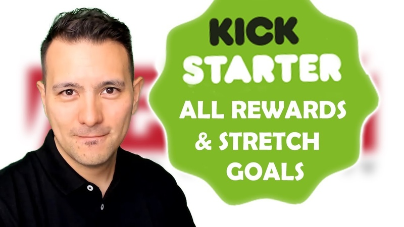 MRTV Kickstarter All Rewards All Stretch Goals Kickstarter Countdown T 2 Days