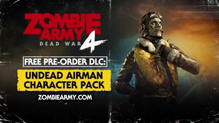 Акулу-зомби включили в коллекционное издание Zombie Army 4
