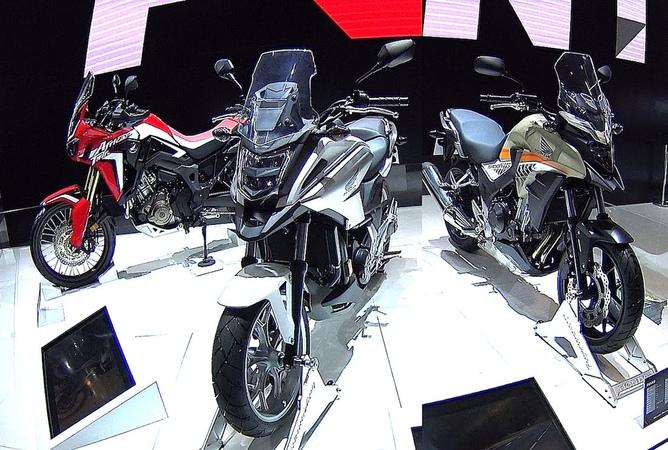 Honda DreamWing Africa Twin CRF1000L NC750X CB500X All new 2016 2017 model