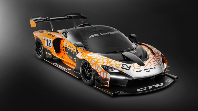 Длина имеет значение — Эволюция «длиннохвостых» McLaren, изображение №27