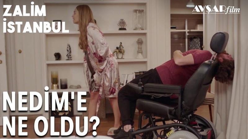 Nedim Krize Girdi! Nefes Alıyor Mu   Zalim İstanbul 12. Bölüm