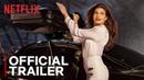 Drive Official Trailer Jacqueline Fernandez Sushant Singh Rajput Pankaj Tripathi Netflix India