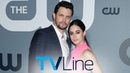 'Roswell New Mexico' Season 2 Nathan Dean Parsons Jeanine Mason Interview TVLine