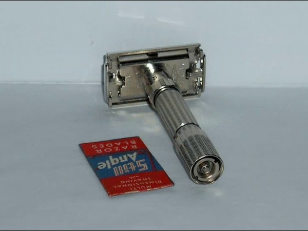 1959 Gillette Re Plated Nickel Refurbished FatBoy E2–02