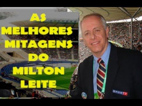 As melhores mitagens e zoações do locutor Milton Leite