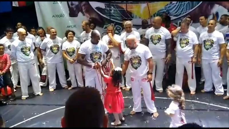Abadá Capoeira | Jogos Mundiais 2019 | Mestrando Morceguinho / Roda dos Mestrandos