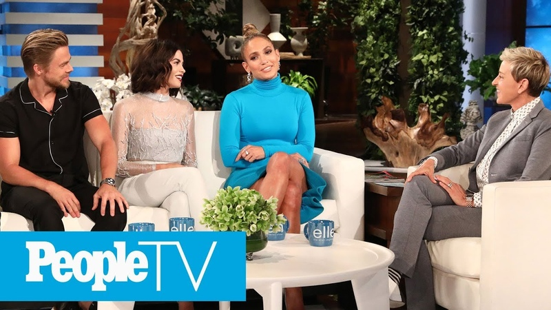 Jenna Dewan Thanks Fans For 'Support' As Ellen Apologizes For Introducing Her As Tatum | PeopleTV