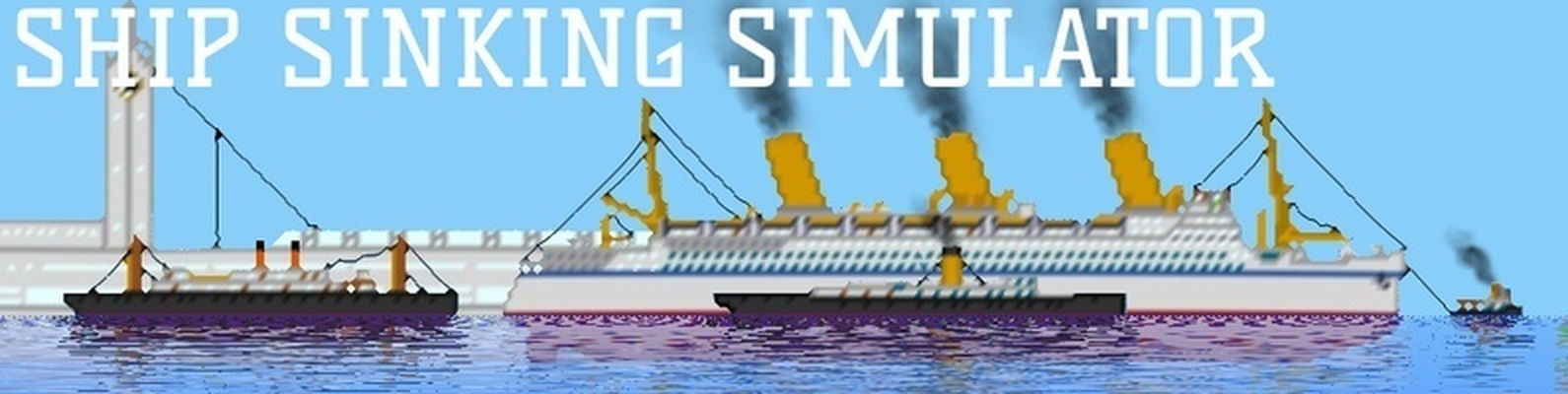 Sinking Ship Simulator | ВКонтакте