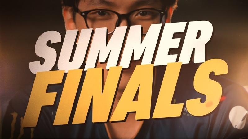 Doublelift - WHATEVER IT TOOK (Summer Finals Tease) TLWIN