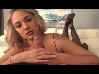Nika venom - helpless hard cock