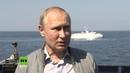 Russland: Putin taucht in die Ostsee, um gesunkenes U-Boot aus dem Zweiten Weltkrieg zu besuchen
