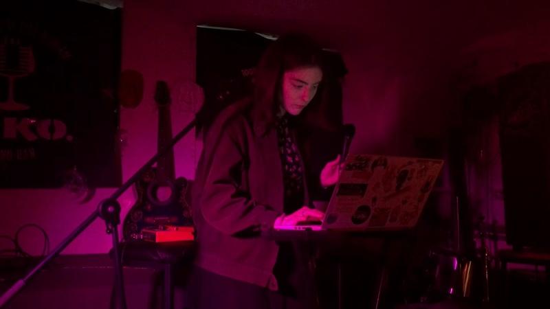 Viderpoll- vagabond (live at Niko pianobar, spb)