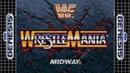 WWF Wrestlemania SMD Genesis Настольгический обзор прохождение