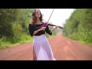 Rockabye (Clean Bandit ft. Sean Paul _ Anne-Marie) - Electric Violin Cover ¦ Caitlin De Ville