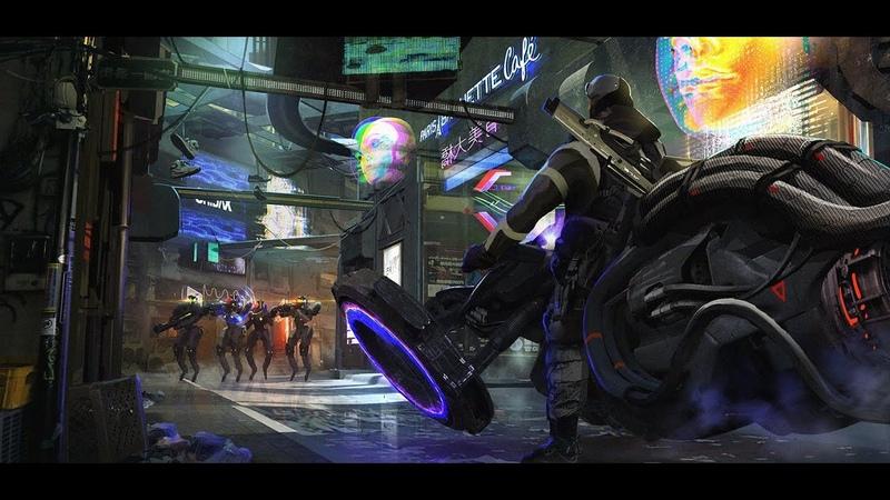 Shadowrun Hong Kong I Талончик в Шангри Ла I Серия 10