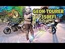 TEST DRIVE GEON TOURER 350EFI | Сравнение TOURER 350 vs NAC 350 | ОБЗОР DESERT RAVEN VEGAS 350I