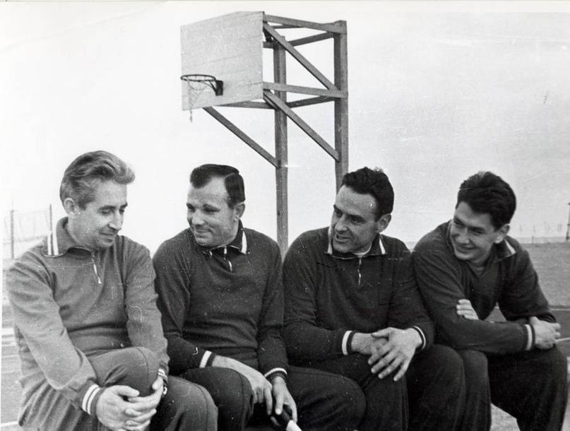 Космонавты-участники Великой Отечественной войны, изображение №4