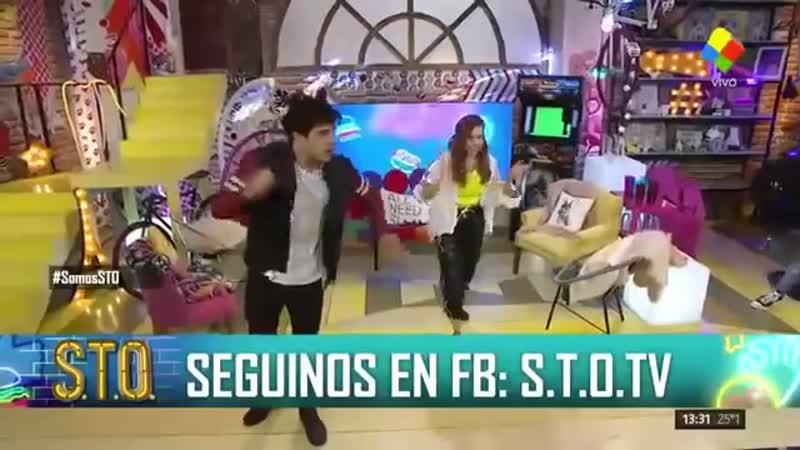 ESTRENO S T O El segundo programa del éxito de Sofi Morandi y Julián Serrano