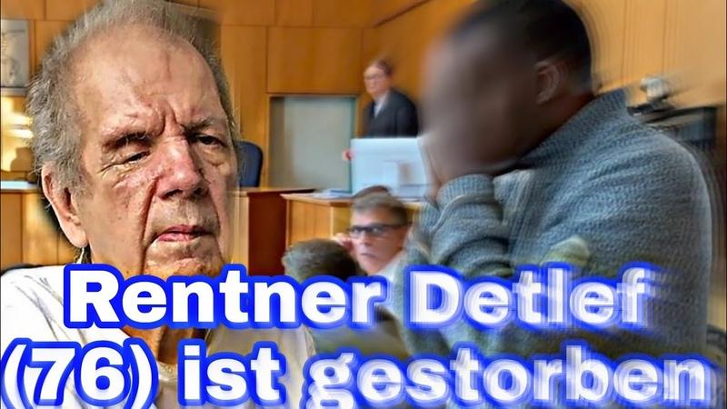 Rentner Detlef 76 ist gestorben