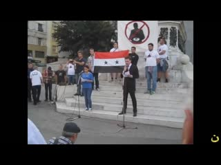 Uma cidadã síria denuncia os falsos refugiados