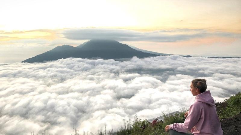 Провинция Бали - Убуд. Рисовые поля. Кофейные плантации. Лювак кофе. Восхождение на Вулкан Батур.