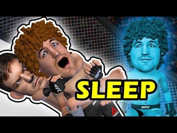 Ben Askren put to SLEEP AGAIN - Ben Askren vs Demian Maia