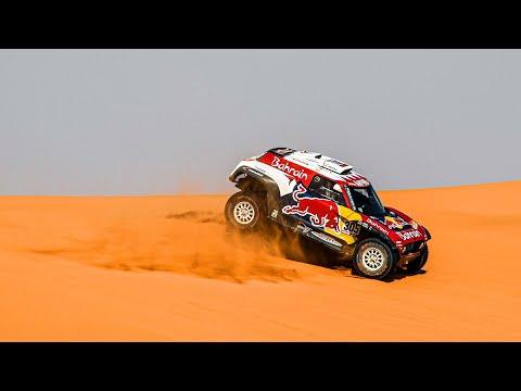 DAKAR 2020 Day 7 Highlights Stage 7 Riyadh Wadi Al Dawasir