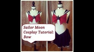 Sailor Moon Cosplay Tutorial Bow [german]