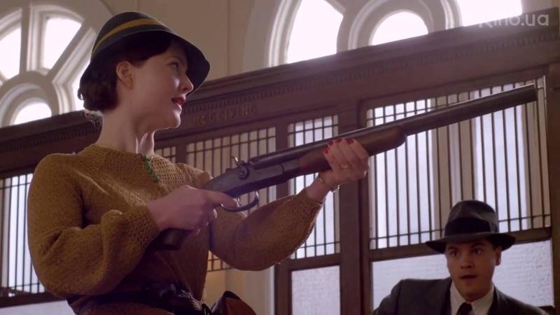Бонни и Клайд Bonnie and Clyde 2013 Трейлер первого сезона Русский язык HD