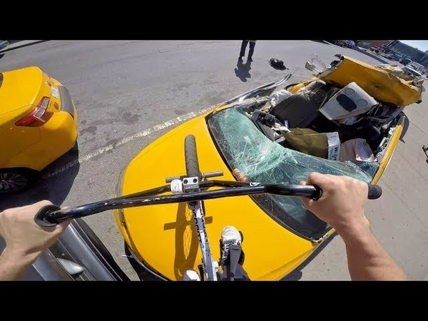 GoPro BMX Bike Riding in NYC 9 insidebmx