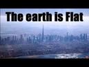 Die Welt fängt an aufzuwachen! Araber und Ausländer mit einer Stimme Die Erde ist flach!