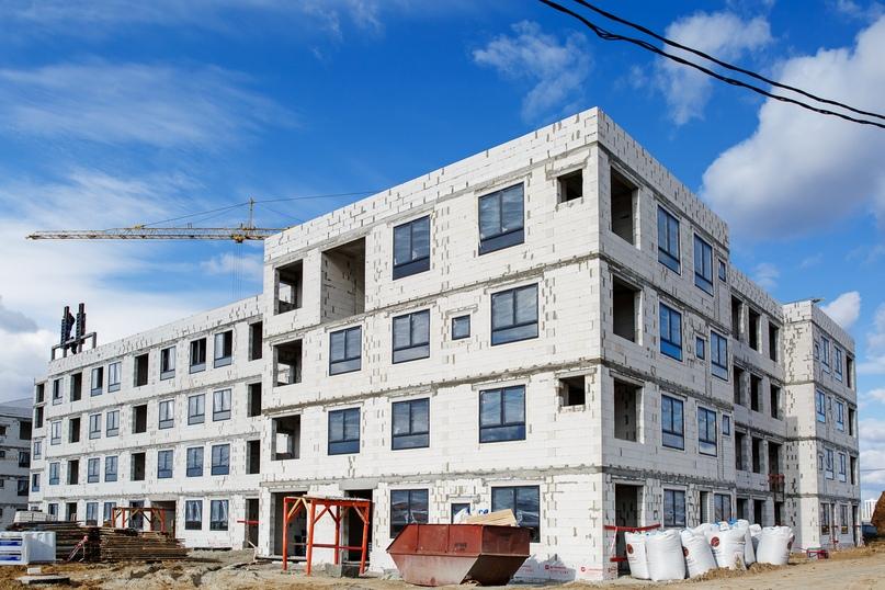 Отчет о ходе строительства апрель 2020 квартал «Среда», изображение №6