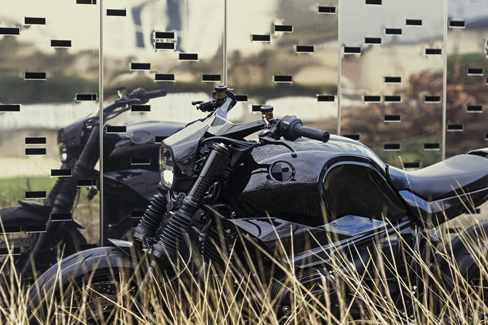 Viba: кастом BMW R nineT Cara